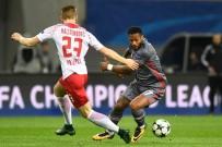 RED BULL - UEFA Şampiyonlar Ligi Açıklaması Leipzig Açıklaması 0 - Beşiktaş Açıklaması 1 (İlk Yarı)