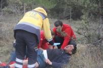 İZZET BAYSAL DEVLET HASTANESI - UMKE'nin Ormanda Kurtardığı Kişi Kundakçı Çıktı