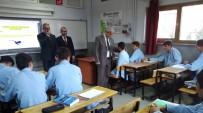 AHMET ERDOĞDU - Vali Güvençer Mesleki Eğitimin Önemini Burguladı