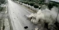 IŞIK İHLALİ - Van Ve Muş'ta Meydana Gelen Trafik Kazaları MOBESE Kameralarına Yansıdı