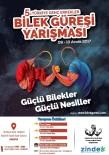 SAĞ VE SOL - Zinde Gençlik, Ankara'da Bilek Güreşi Yarışması Düzenleyecek