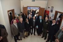 NEVZAT DOĞAN - 800 Bin TL'ye Yapılan Zabıtan Mahallesi Konağı Açıldı