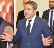 AB Bakan Yardımcısı Şahin'den Kudüs Tepkisi