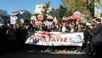 KAZIM ÖZALP - ABD'nin Kudüs Kararına Antalya'dan Tepki