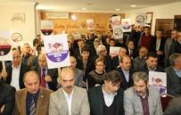 ADANA İL BAŞKANLIĞI - Adana'da Kudüs Kararı Protesto Edildi