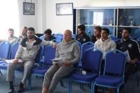 AYTAÇ DURAK - Adana Demirsporlu Futbolcular İngilizce Öğreniyor
