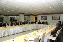 MUSTAFA TALHA GÖNÜLLÜ - ADYÜ Destekleme Vakfı 2. Olağan Genel Kurul Toplantısını Yaptı