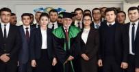 EŞREF GANI - Afganistan Cumhurbaşkanı Gani'ye Özbekistan'da Fahri Doktora Unvanı