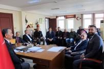 İSMAİL KARAKULLUKÇU - AK Parti İlçe Başkanından Karakullukçu'ya Ziyaret