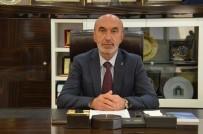 HASAN ANGı - AK Parti Konya İl Başkanı Hasan Angı'dan Kudüs Açıklaması