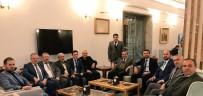 ATAY USLU - AK Parti Milletvekilleri TBMM'de Batı Antalyalıları Ağırladı
