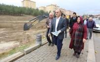 NİKAH SALONU - Aktepe'ye Kapalı Pazaryeri Ve Sosyal Tesis