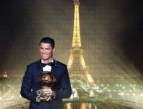 RONALDO - Altın Top Ödülü, 5. kez Ronaldo'nun