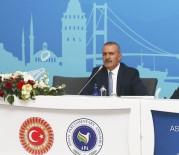 BURHAN KAYATÜRK - Asya Parlamenterler Asamblesinden ABD'ye Sert Tepki