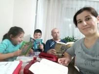 ŞİİR KİTABI - Ayvalık Halk Eğitimi Merkezi'nden Anlamlı Proje