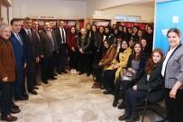 UĞUR BULUT - Başkan Ak'dan İŞ-KUR İş Kulübüne Ziyaret