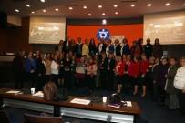 GÜLER ASLAN - Başkan Uyar, Kadınları Siyasette Dayanışmaya Çağırdı