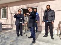 BEDENSEL ENGELLILER - Başkan Vekili Epcim'den Engelliler Koordinasyon Merkezine Ziyaret