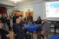BAŞÖRTÜLÜ - Bayan İl Milli Eğitim Müdürü Velilerle Kahvehanede Bir Araya Geldi