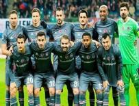 SHAKHTAR DONETSK - Beşiktaş, UEFA sıralamasında da uçuşa geçti
