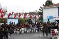 BALIK FESTİVALİ - Beykoz'un Özel Çocukları 7'Nci Hamsi Festivali'nde Buluştu