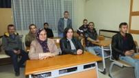MEFTUN - Burhaniye'de Kalorifer Ateşçiliği Kursu Açıldı
