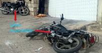 Çaldıkları Motosikletleri Satmaya Götürürken Polise Yakalandılar