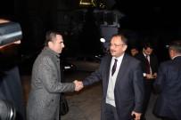 MEHMET YıLDıZ - Çevre Ve Şehircilik Bakanı Özhaseki Kızılcahamam'a Geldi