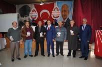 CHP Eğirdir İlçe Başkanı Kaş Güven Tazeledi