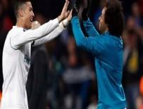 CRİSTİANO RONALDO - Cristiano Ronaldo tarihe geçti