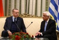 YUNANISTAN CUMHURBAŞKANı - Cumhurbaşkanı Erdoğan Açıklaması 'Batı Trakya'daki Müslümanlar Baş Müftüsünü Seçememiştir'