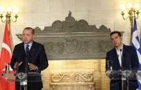 HIZLI TREN HATTI - Cumhurbaşkanı Erdoğan Açıklaması 'Gecikmiş Adalet, Adalet Değildir'