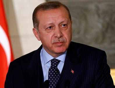 Cumhurbaşkanı Erdoğan'ın Kudüs trafiği