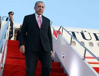 65 yıl sonra bir ilk Cumhurbaşkanı Erdoğan Atina'da