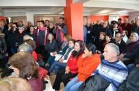Didim'de CHP'li Meclis Üyesi, İlçe Başkanlığına Aday Oldu