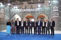 DİYARBAKIR VALİLİĞİ - Diyarbakır, Travel Türkiye İzmir Fuarı'nda