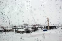 GAZILER - Doğu Kar Hapsinde