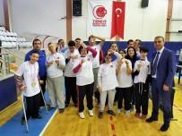 MURAT ARSLAN - ''Dünya Engelliler Günü'' Turnuvasında Dereceye Girenler Ödüllendirildi