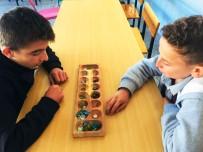İLHAN KAHRAMAN - Dursunbey'de Liseler Arası Mangala Yarışması Yapıldı