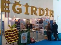 MUSTAFA TOPRAK - Eğirdir, İzmir'deki Turizm Pazarında