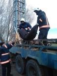 HACı MURAT - Elazığ'da İş Kazası Açıklaması 1 Ölü