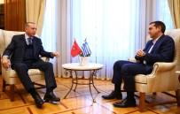 AYRIMCILIK - Erdoğan Pavlopoulos Ve Çipras'la Görüştü
