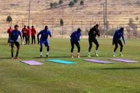 ORDUZU - Evkur Yeni Malatyaspor, Göztepe Maçı Hazırlıklarını Sürdürdü