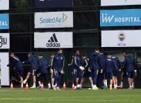 CAN BARTU - Fenerbahçe, Bursaspor Maçı Hazırlıklarını Tamamladı