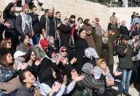 MAHMUT ABBAS - Filistin Halkı Sokaklarda
