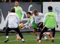 FLORYA - Galatasaray'da Akhisarspor Maçı Hazırlıkları Sürüyor