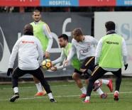 FLORYA - Galatasaray, T.M. Akhisarspor Maçı Hazırlıklarını Sürdürüyor