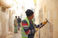 KOZLUCA - Gaziantep'te Tarihi Mahallelerin Restorasyonu Sürüyor