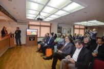 KÜRESEL ISINMA - GYSB Başkanı Beyarslan Açıklaması  'Amacımız Suyun Verimli Kullanımını Sağlamak'
