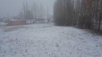 YAĞAN - Iğdır'da Kar Yağışı